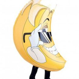 Μπαλόνι Μπανάνα με πόδια 83 εκ