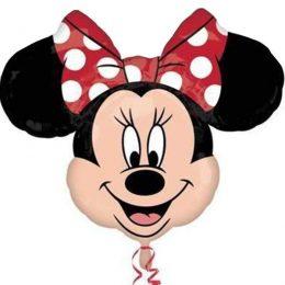 Μπαλόνι Minnie Mouse φάτσα STREET53 εκ
