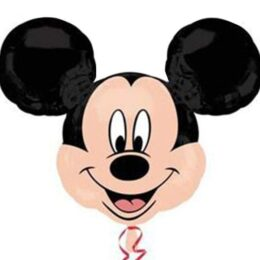 Μπαλόνι Mickey Mouse φάτσα STREET 68 εκ
