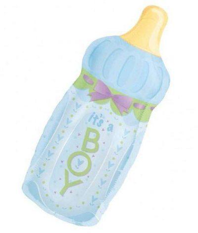 Μπαλόνι γέννησης Μπιμπερό It's A Boy 78 εκ