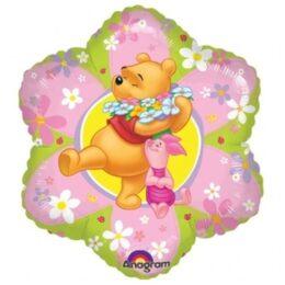 Μπαλόνι Winnie The Pooh λουλούδι 45 εκ