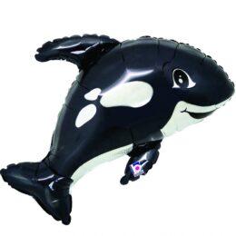 Μπαλόνι μαύρη φάλαινα 78 εκ