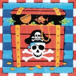 Χαρτοπετσέτες Πειρατές (16 τεμ)