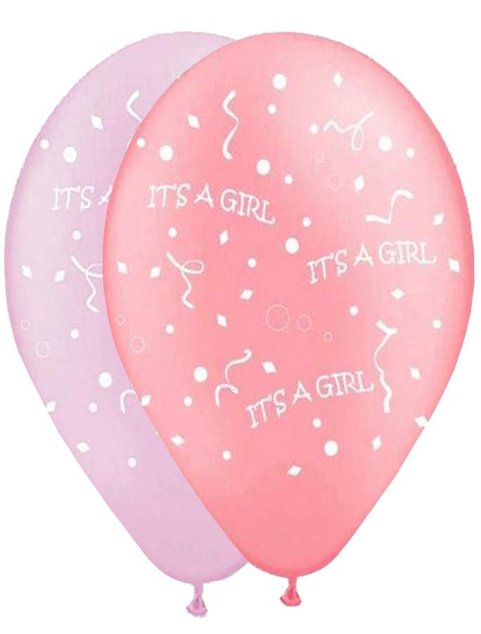 """12"""" Μπαλόνι Its a girl"""