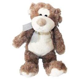 Αρκουδάκι με κορδέλα 2 χρώματα