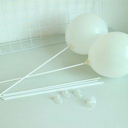 Πλαστικό καλαμάκι στήριξης για μπαλόνι