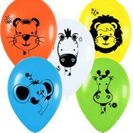 12″ Μπαλόνι άγρια Ζωάκια