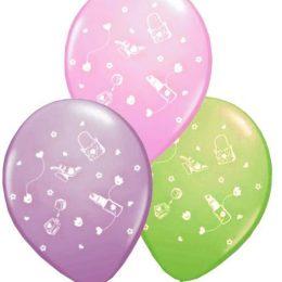 12″ Μπαλόνι τυπωμένο Glamour girl