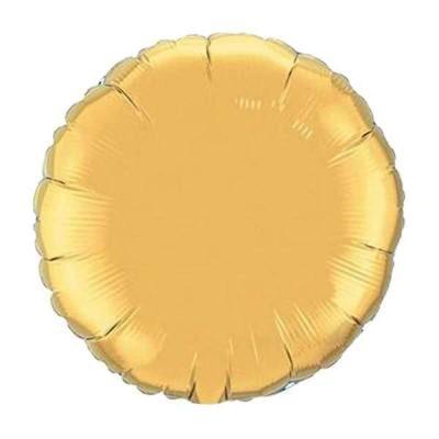 """Μπαλόνι 18"""" Χρυσό"""
