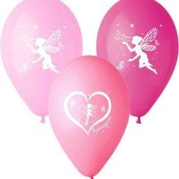 12″ Μπαλόνι τυπωμένο Νεράιδα