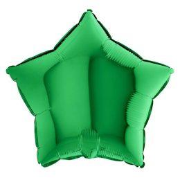 """Μπαλόνι Αστέρι 19"""" Πράσινο"""