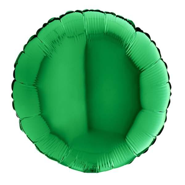 """Μπαλόνι 18"""" Πράσινο"""