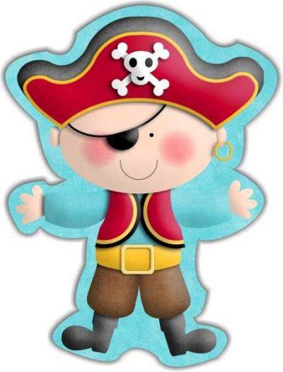 Διακοσμητική φιγούρα Πειρατής