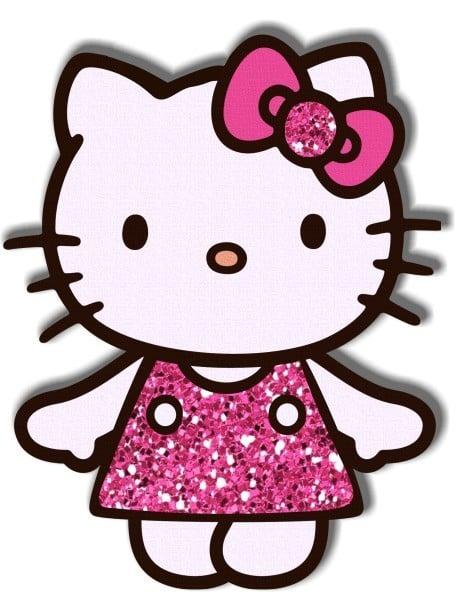 Διακοσμητική φιγούρα Hello Kitty