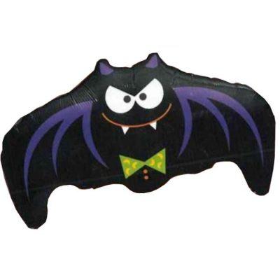 Μπαλόνι Νυχτερίδα που χαμογελά