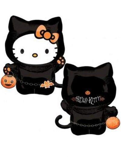Μπαλόνι Hello Kitty Halloween