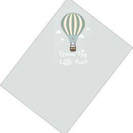 Χωνάκια ζαχαρωτών Αερόστατο