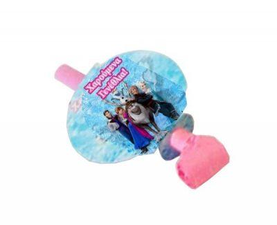 Χάρτινα Blowouts Frozen (8 τεμ)