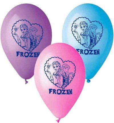 """12"""" Μπαλόνι τυπωμένο Frozen"""