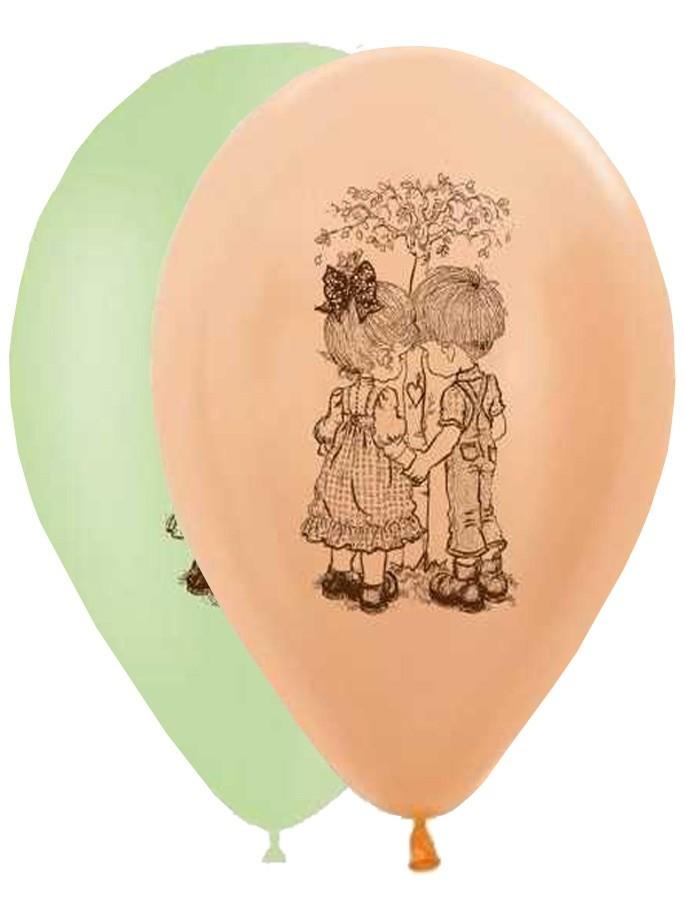 """12"""" Μπαλόνι τυπωμένο Sarah Kay"""