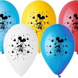12″ Μπαλόνι τυπωμένο Mickey Mouse