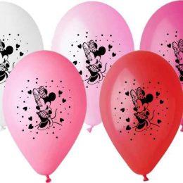 12″ Μπαλόνι τυπωμένο Minnie Mouse