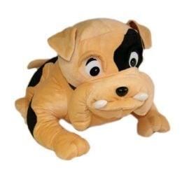 Λούτρινο σκύλος μπουλντόγκ 50 εκ.