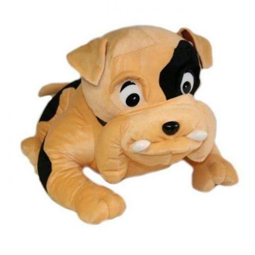 λούτρινο σκύλος μπουλντογκ αρκουδάκια λούτρινα
