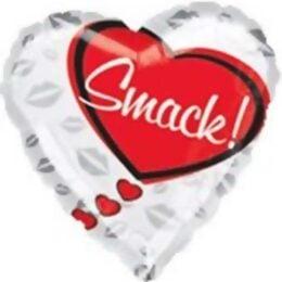 Μπαλόνι αγάπης Καρδιά smack! 45 εκ