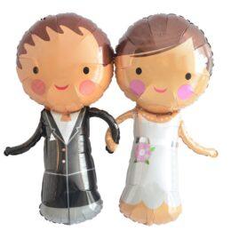 Μπαλόνι γάμου Νύφη