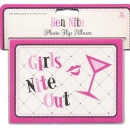 Άλμπουμ φωτογραφιών Girls Nite Out