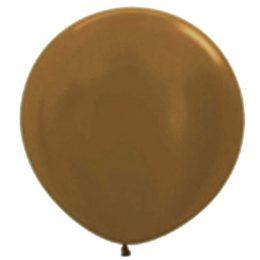 "90cm – 36"" Σοκολατί μεγάλο μπαλόνι"