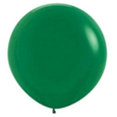 90cm - 36'' Πράσινο Forest μεγάλο μπαλόνι