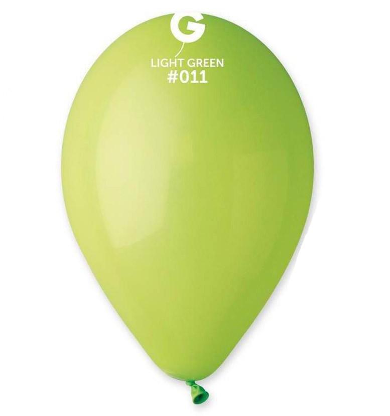12″ Λαχανί λάτεξ μπαλόνι
