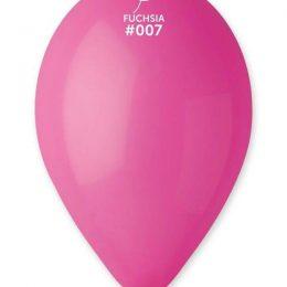 12″ Φούξια λάτεξ μπαλόνι