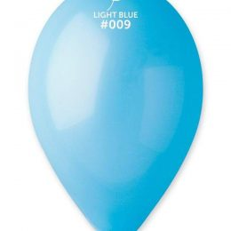 12″ Γαλάζιο λάτεξ μπαλόνι