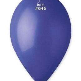 12″ Royal Μπλε λάτεξ μπαλόνι