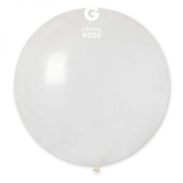 """31"""" Διάφανο μπαλόνι"""