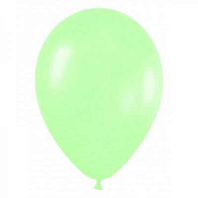 """9"""" Περλέ Λαχανί λάτεξ μπαλόνι"""
