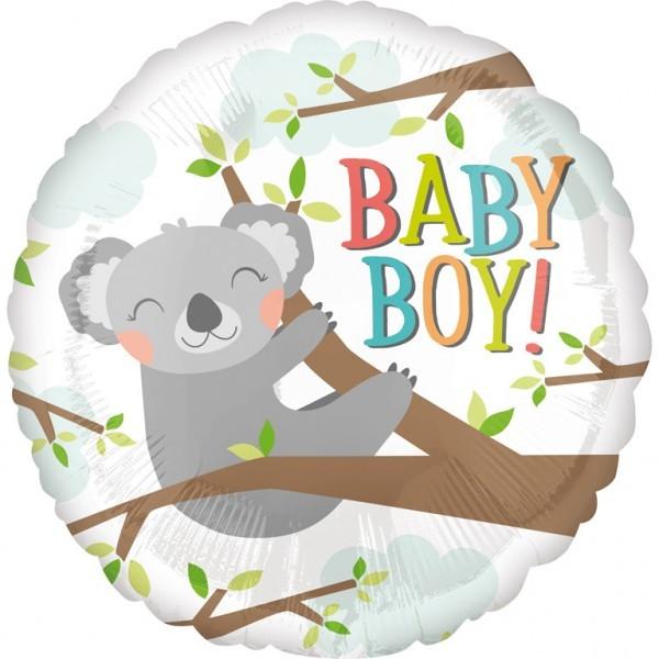 Μπαλόνι Baby Boy Κοάλα 45 εκ