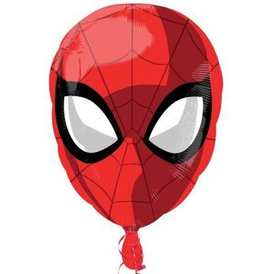 Μπαλόνι Spiderman μάσκα (street)