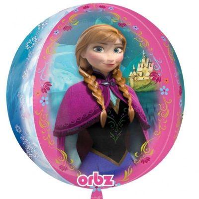 Μπαλόνι Frozen Elsa & Anna orbz