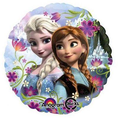 Μπαλόνι Frozen Elsa & Anna
