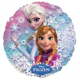 Μπαλόνι Frozen Elsa & Anna sparkles45 εκ