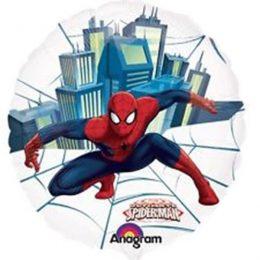 Μπαλόνι Spiderman διάφανο 66 εκ