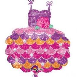 Μπαλόνι Φόρεμα για πάρτυ 3D 71 εκ