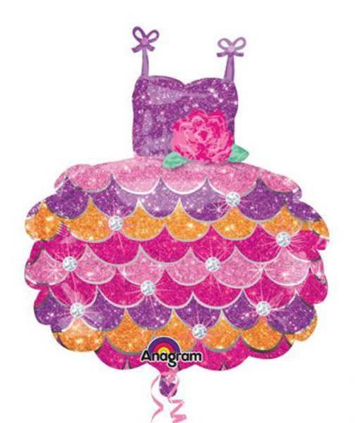 Μπαλόνι Φόρεμα για πάρτυ 3D