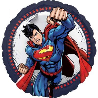 Μπαλόνι Superman στρογγυλό