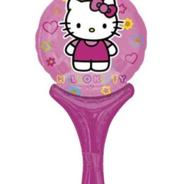 Μπαλονάκι mini Shape Hello Kitty