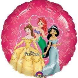 Μπαλόνι Πριγκίπισσες Disney φούξια45εκ